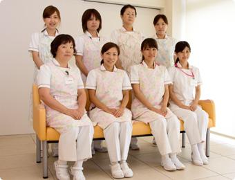 助産師・看護師集合写真