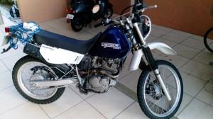バイクは男の夢